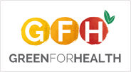logo green for health