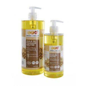 huile de massage neutre